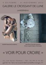 Fanny Acquart Gensollen expose à Landerneau