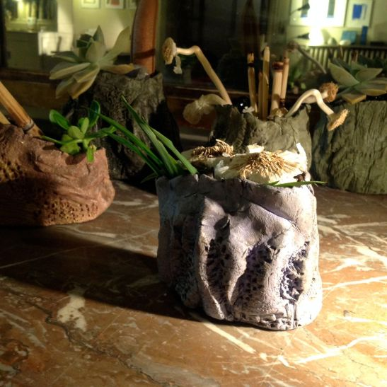 Vase rocher neuilly