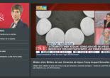 Fanny Acquart Gensollen sur BFM TV Luxe