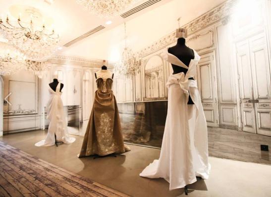 Exposition Ultralin de C'Couture Paris. Photo Laurent de Broca