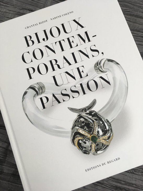Livre Bijoux contemporain de collection
